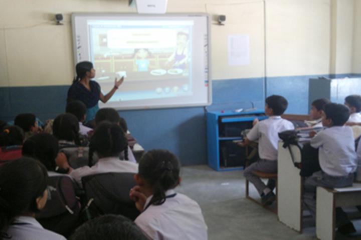 Manasthali Education Centre-Classroom