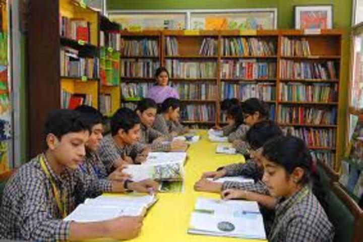 Manasthali Education Centre-Library
