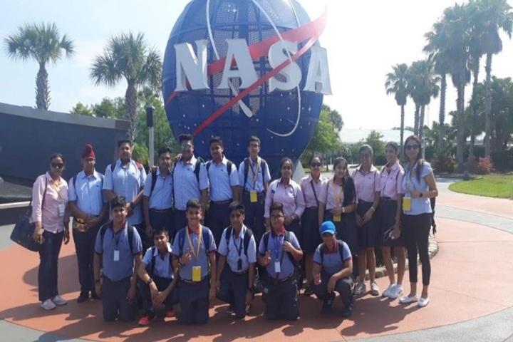 Manav Rachna International School-Educational trip