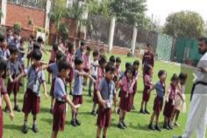 Manav Rachna International School-Self defence program