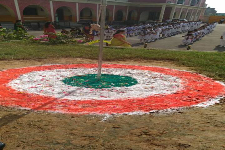 Manav Sthali Public School-Independence day