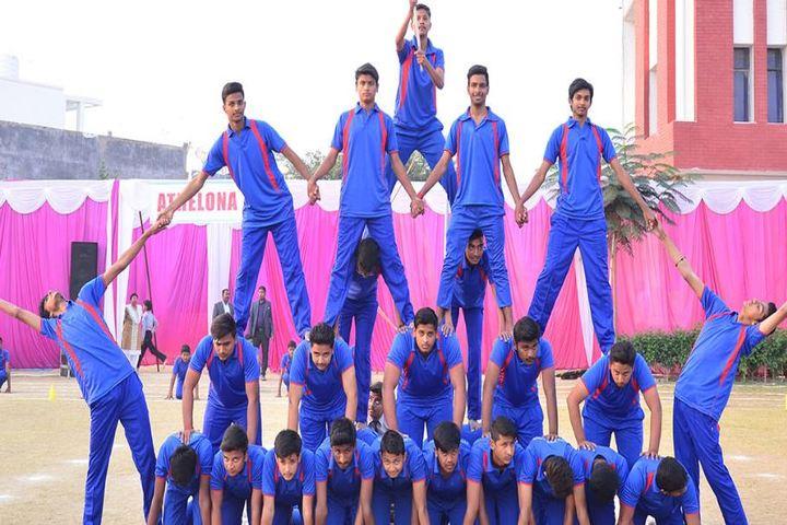 Manipal Public School-Sports