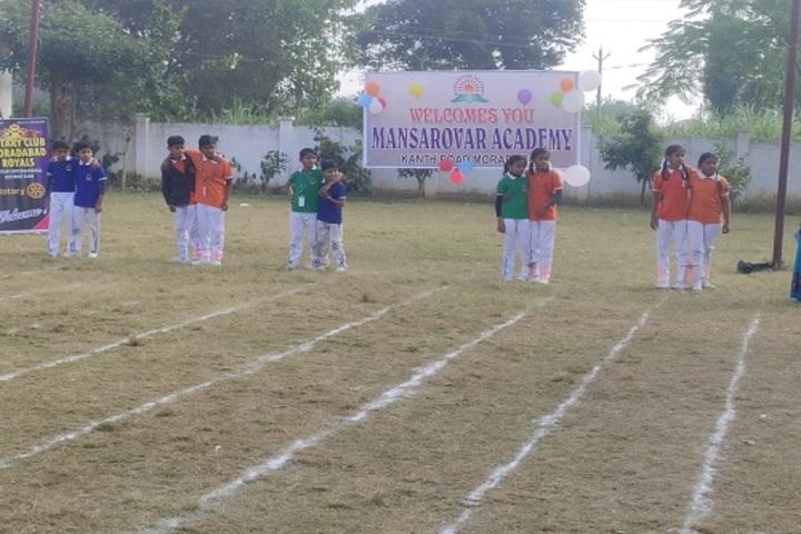Mansarover Academy-Annual Sports Day