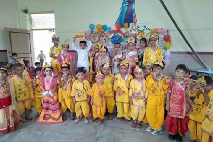 Mansarover Academy-Janamastami Celebrations