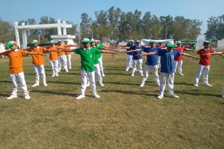 Mansarover Academy-Physical Training
