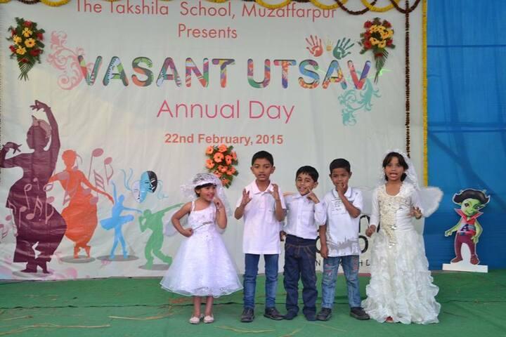 Takshila School-Annual Day
