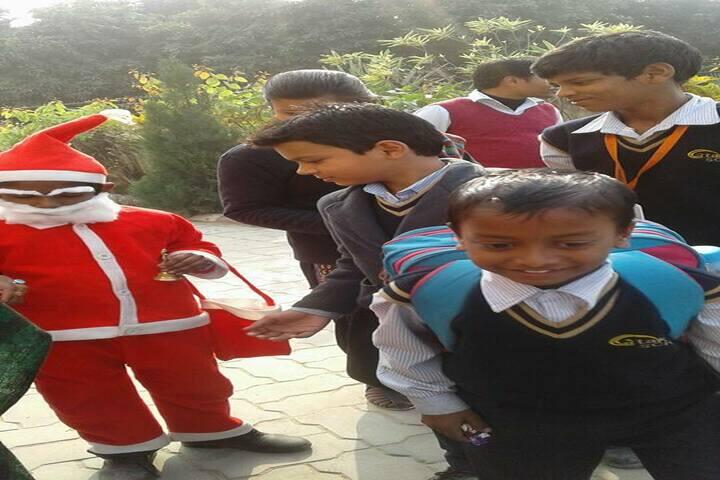 Takshila School-Christmas Celebrations