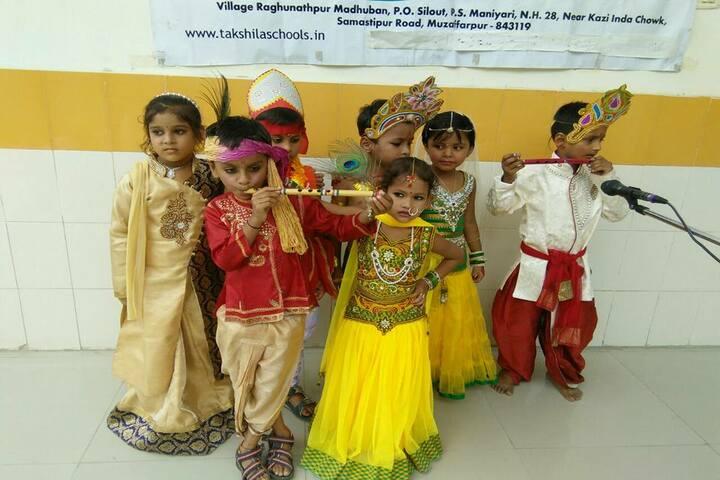 Takshila School-Krishnastami Celebrations