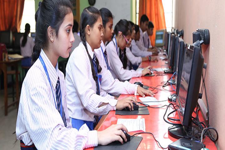 Mantora Public School-Computer lab