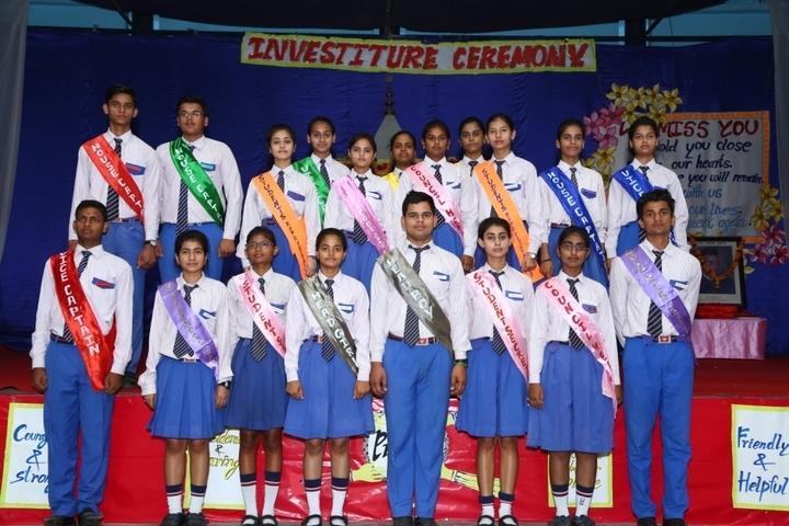 Mantora Public School-Investiture Ceremony