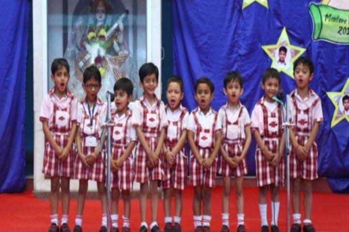 Mantora Public School-Junior wing