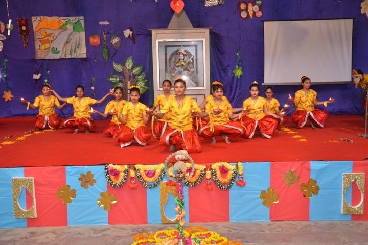 Mantora Public School-Urja fest