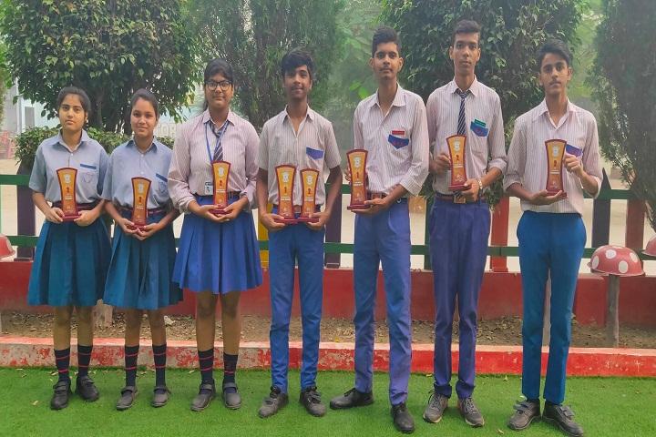 Mantora Public School-Awards