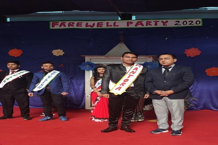 Mantora Public School-Farewell Party