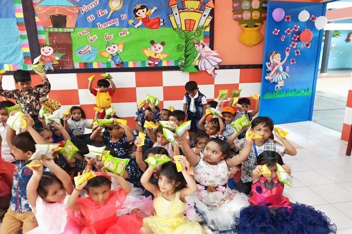 Mantora Public School-Kindergarten