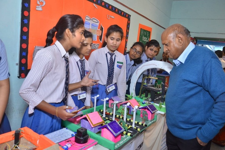 Mantora Public School-Science Fair
