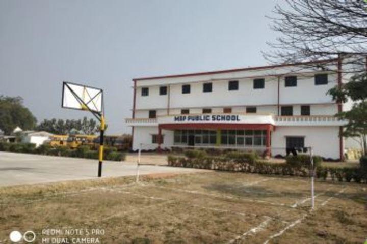 Map Public School-Campus view