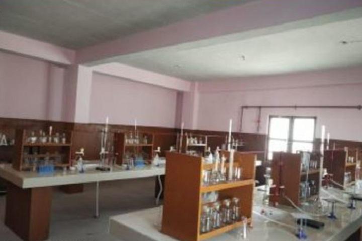 Map Public School-Chemistry lab
