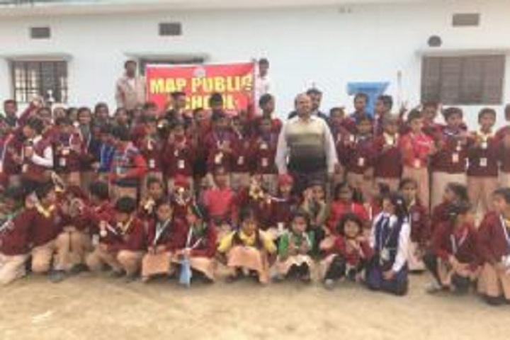Map Public School-Group photo