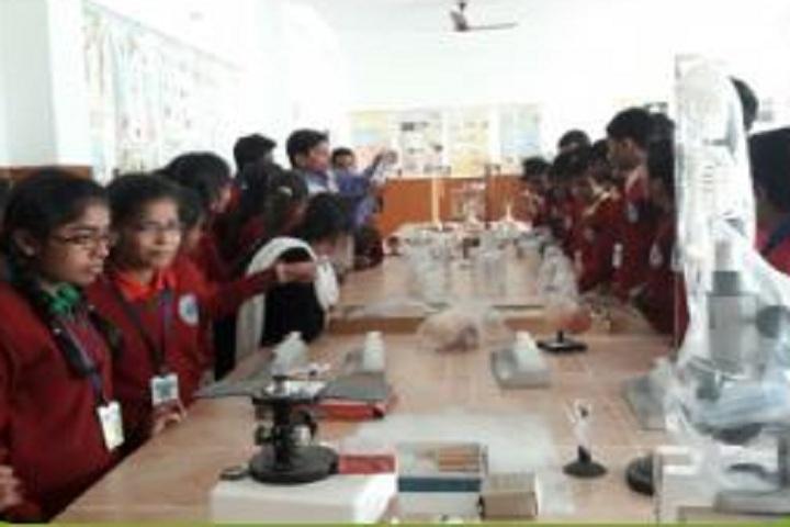 Map Public School-Physics lab