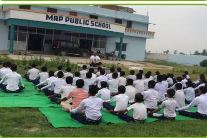 Map Public School-Yoga