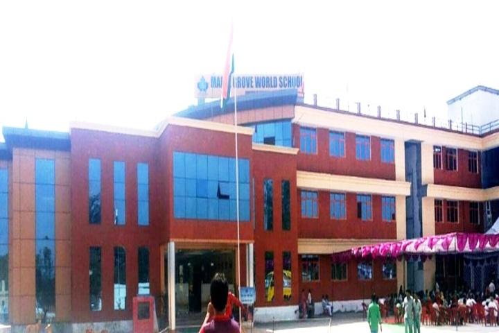 Maple Grove World School-Campus view