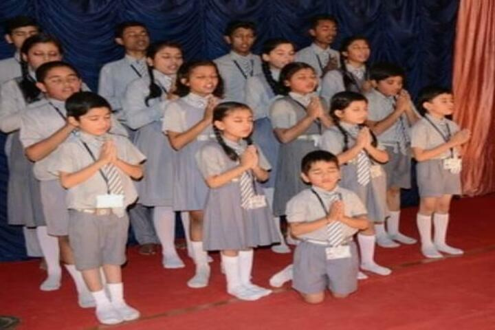 Techno Mission International School-Students