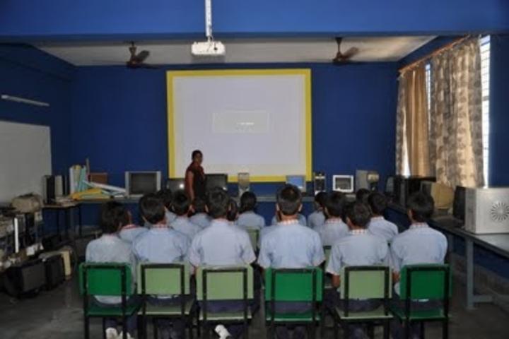Marigold Public School-Classroom