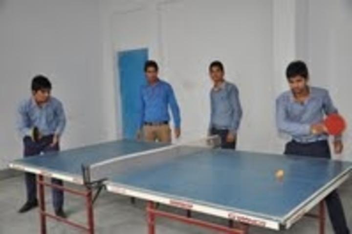 Marigold Public School-Indoor games