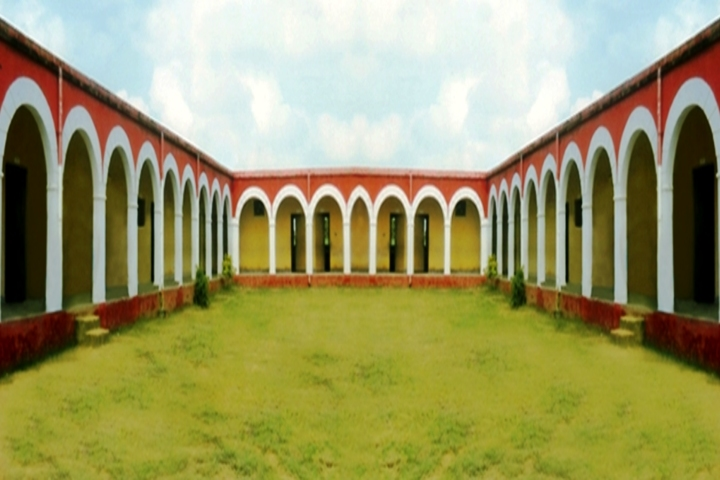 Mata Imarti Devi Public School-Campus view
