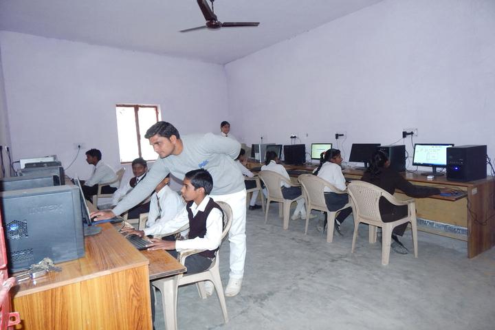Mata Imarti Devi Public School-Computer lab