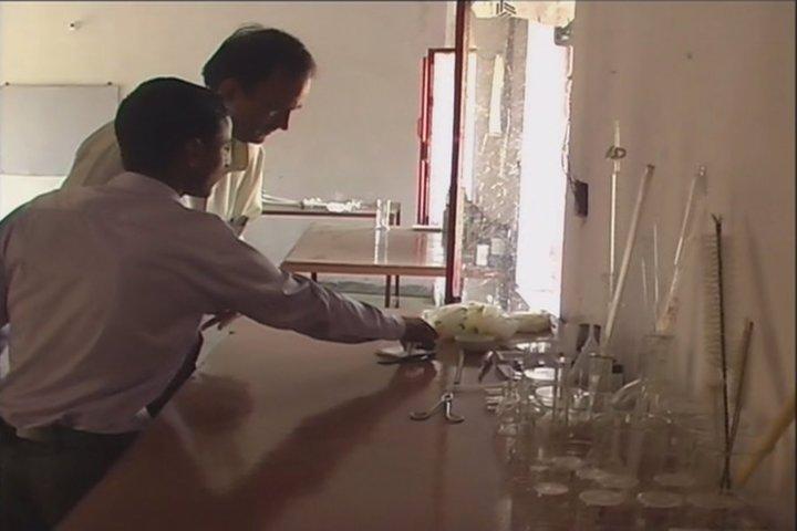 Mata Imarti Devi Public School-Science lab