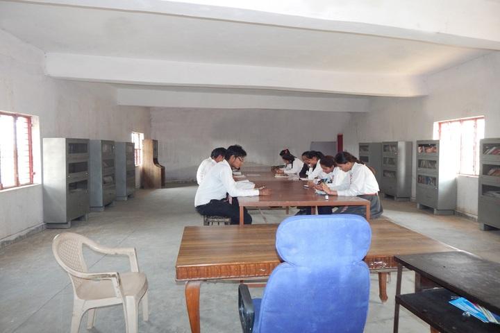 Mata Imarti Devi Public School-Library
