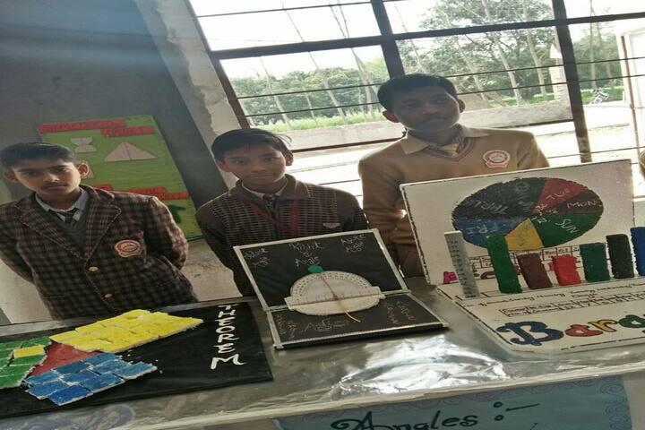Maxfort World School-Science Exhibition