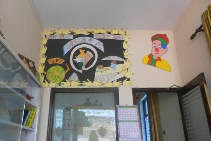 Maxfort World School-Drawing