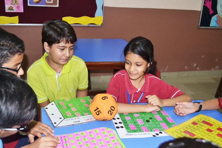Mayoor School-Junior wingPlayArea
