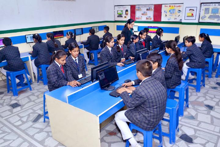 Meerut Public Girls School-Computer lab