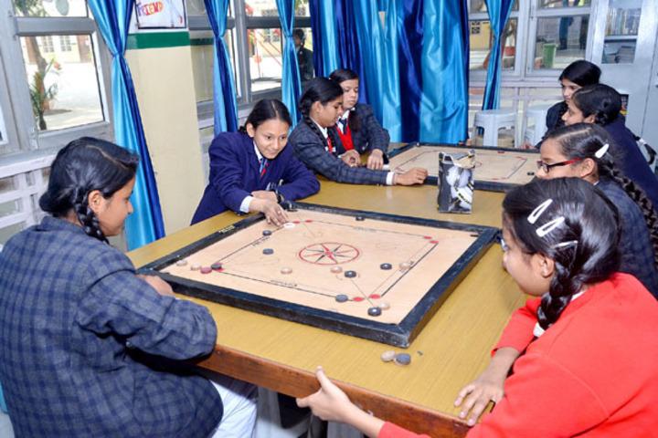 Meerut Public Girls School-Indoor games