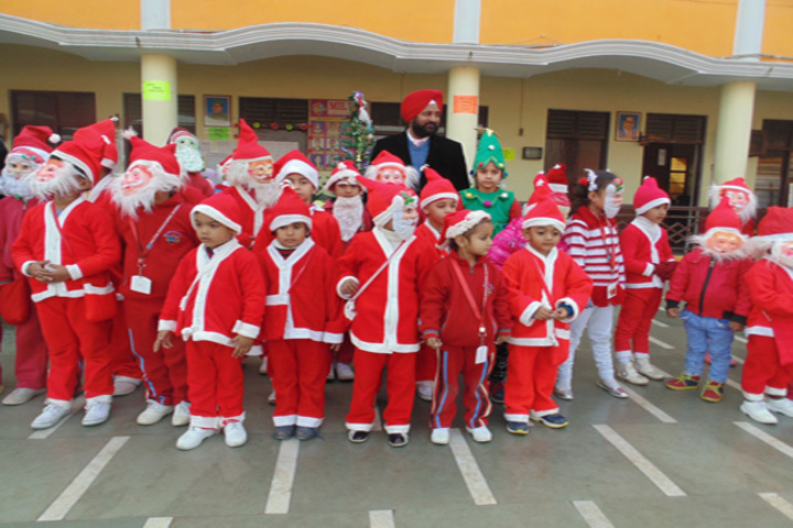 Milton Educational Academy-Christmas day