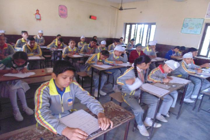 Milton Educational Academy-Classroom