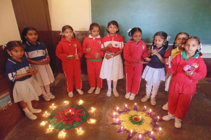 Milton Educational Academy-Diwali Celebrations
