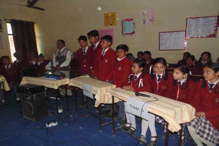 Milton Educational Academy-Science Quiz