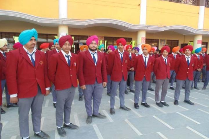 Milton Educational Academy-Turban day