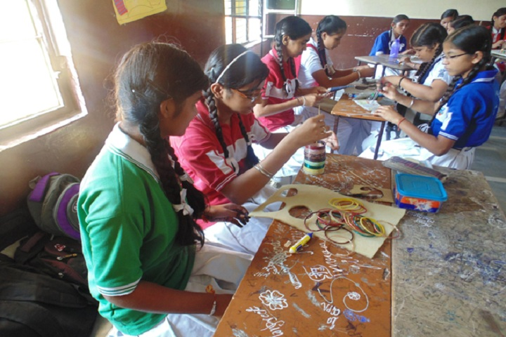 Milton Educational Academy-Craft Making Competition
