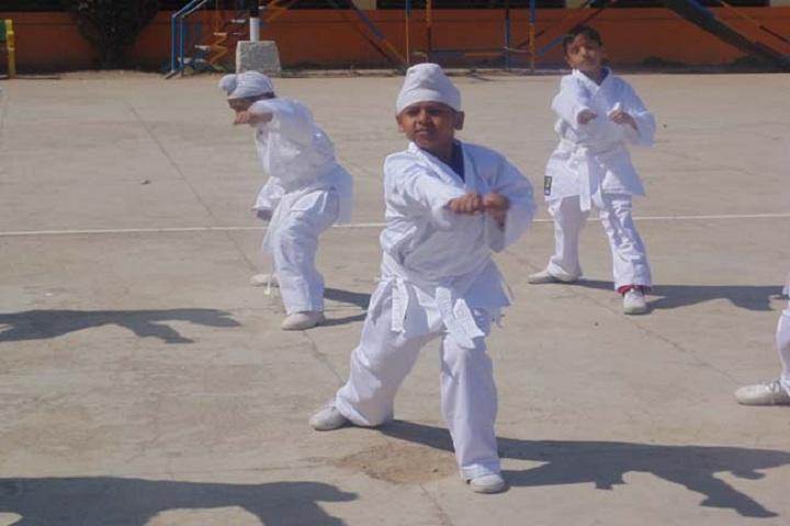 Milton Educational Academy-Karate Coaching