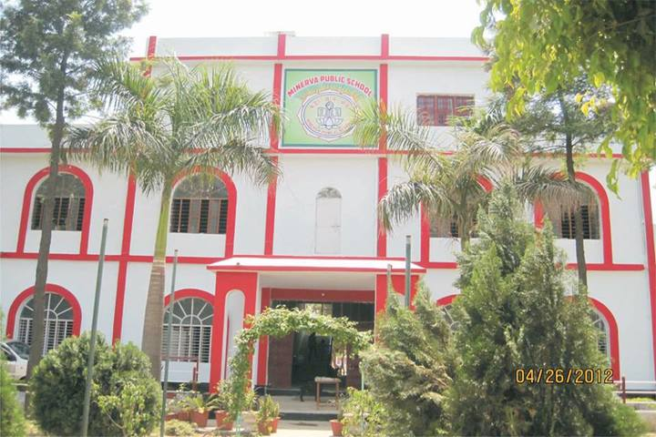 Minerva Public School-Building