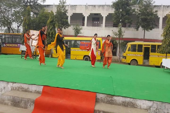 Minerva Public School-Dance