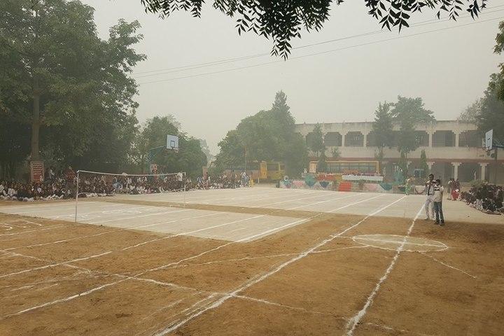 Minerva Public School-Play Ground