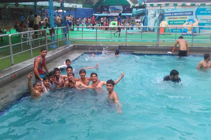 Minerva Public School-Swimming Pool