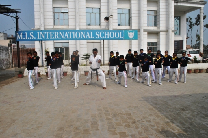 MIS International School-Tykcando